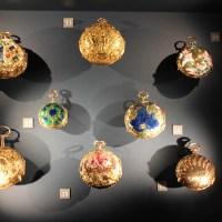 Les montres du  XVIII e me siècle du Musée du Louvre