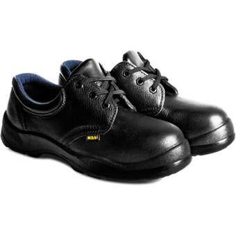 NITTI SAFETY SHOE LOW CUT WITH SHOE LACE 21281 S1P