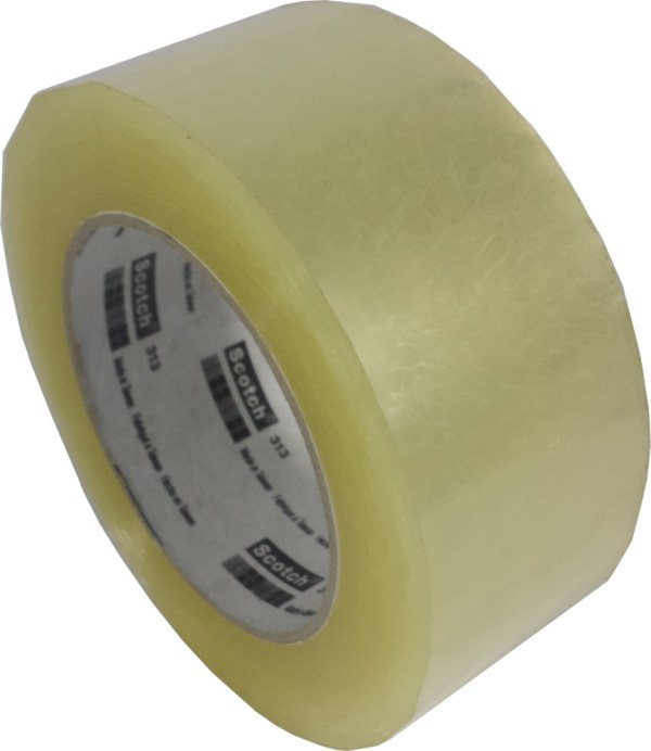 3M SCOTCH OPP TAPE CLEAR 48MM X 80M Adhesive