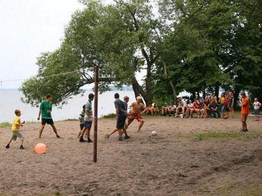 gry i zabawy na obozie HORN