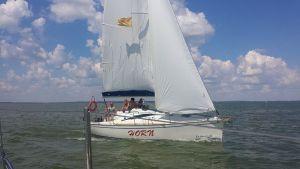 na łódkach HORN