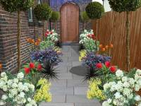 Garden Pathway Ideas in Shrewsbury