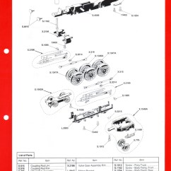 Model A Horn Wiring Diagram 1998 Chevy S10 Fuel Pump Hornby Railways Collector Guide - Service Sheet 162
