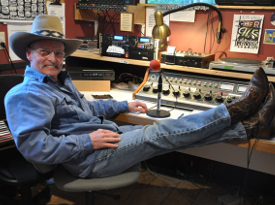 Prediger Len dj info chfr hornby island radio