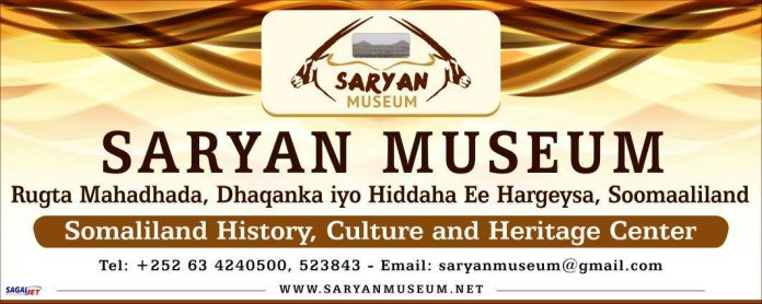 Somaliland:Hargeisa's Saryan Museum: A Small Wonder - Horn Diplomat