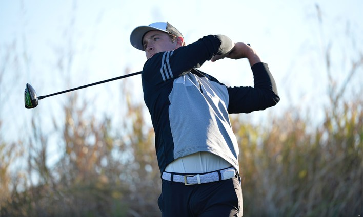 DAVIDSON TIES FOR FOURTH, MEN'S GOLF IS SIXTH AT THE JOUST