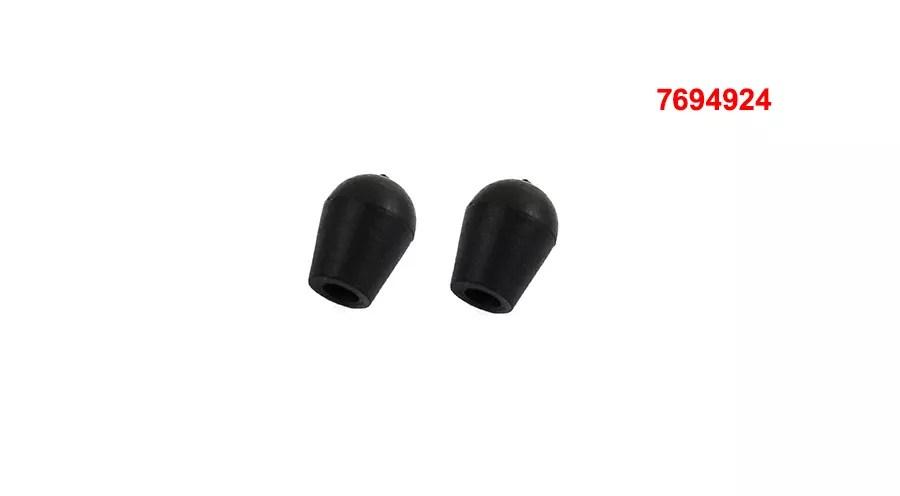 Tapa protectora para la carcasa del acelerador para BMW