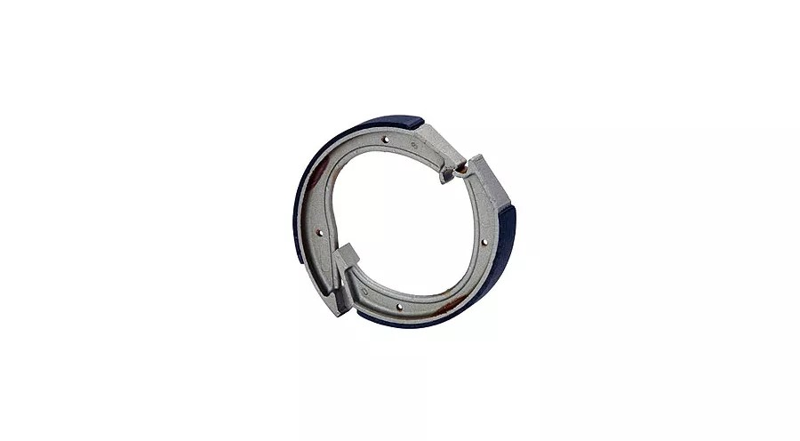 Kit plaquettes de frein (tambour de frein) arrière pour
