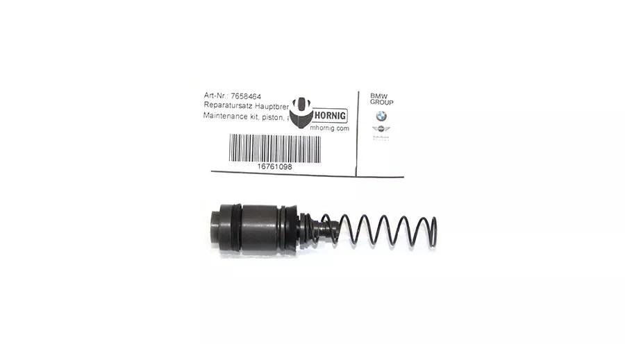 Kit di manutenzione pistoni anodizzati per BMW R850R (2002