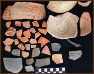 Sigillatas y cerámicas comunes