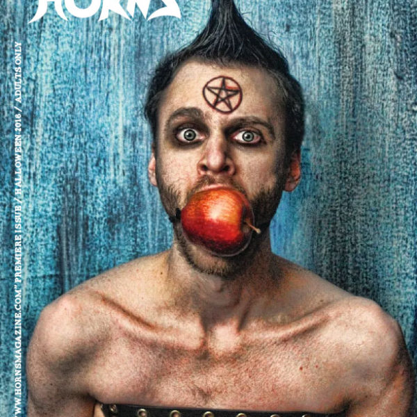 Horns Magazine - Halloween 2016 - Cover