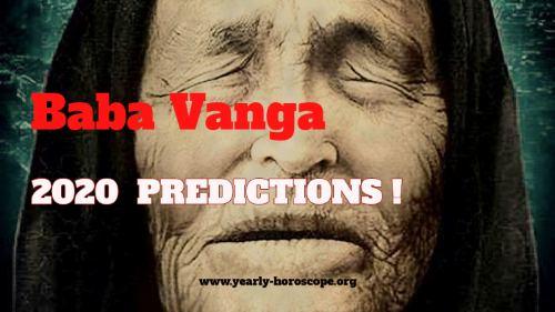 Les Prédictions de Baba Vanga pour l'Année 2020