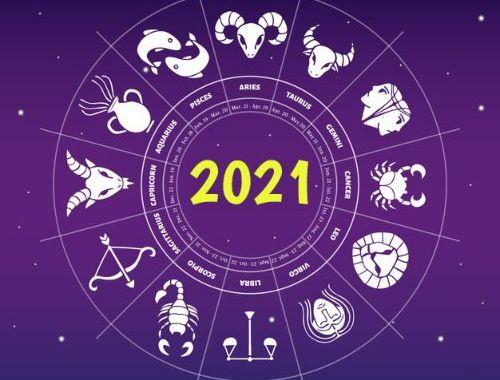 Horoscope 2021 Pour Chaque Signe du Zodiaque