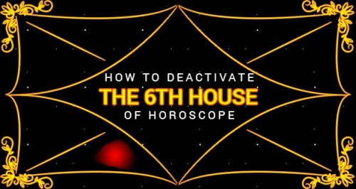 6th House Astrology 1