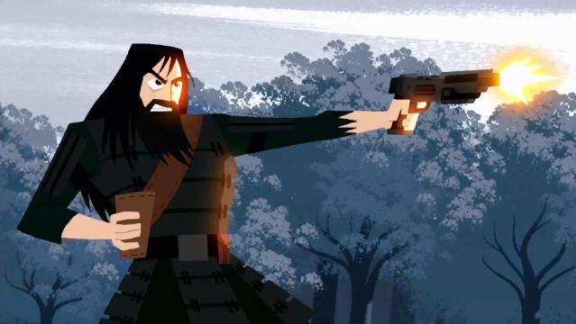 Samurai jack final episode review