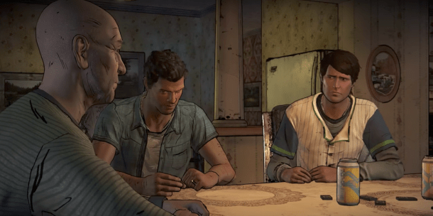 The Walking Dead: A New Frontier and Brotherhood