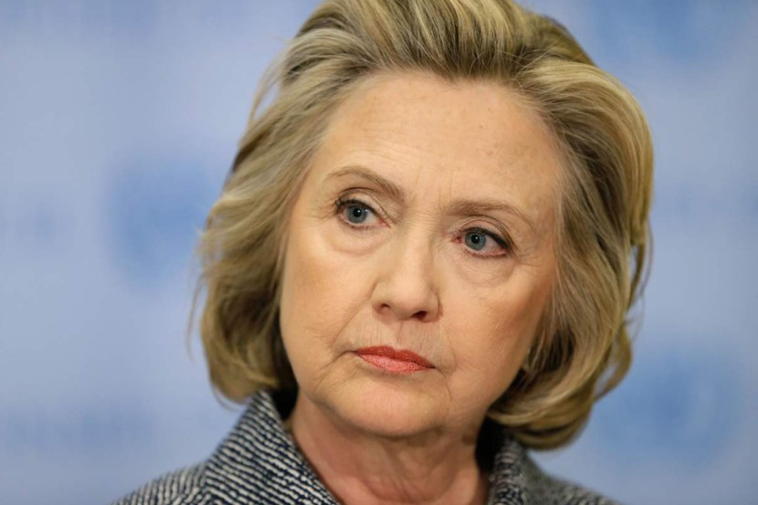 Hillary Clinton's What Happened