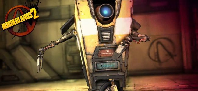 borderlands 2 claptrap