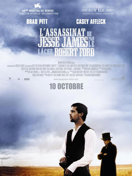 L'Assassinat de Jesse James par le lâche Robert Ford streaming dans Films lassassinatdejessejamesaff
