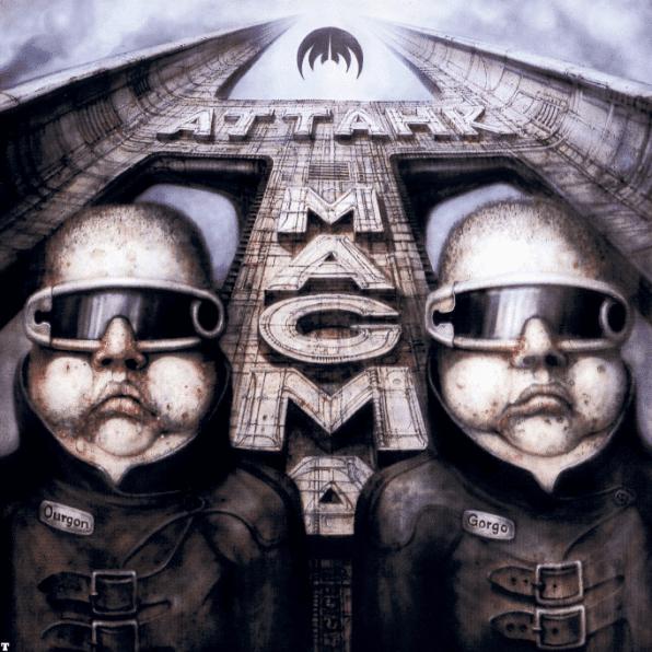 Album Attahk de Magma