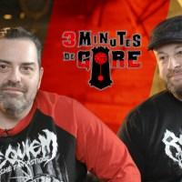 [YouTube] 3 minutes de gore: Steve Villeneuve et Francisco Laranjo nous amènent au Requiem FearFest!