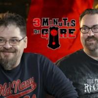 [3 minutes de gore] Simon Pothier et Dany Dagenais chassent les vampires avec le roman graphique «Bloodhunt»