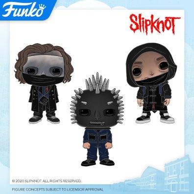 slipknot-funko