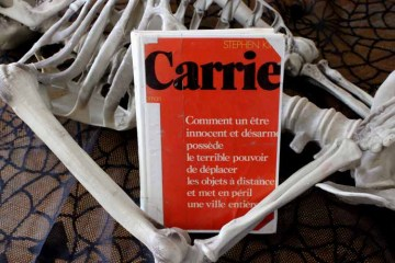 Carrie, de Stephen King. (1976)