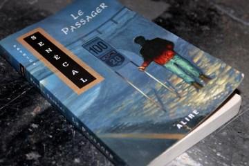 Roman d'horreur québécois: Le passager, de Patrick Senécal