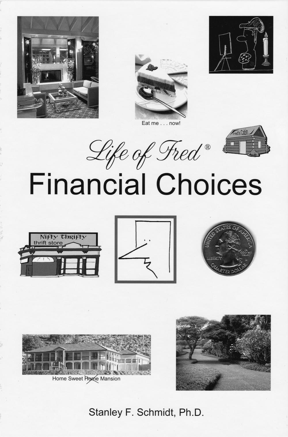 Life of Fred Book List