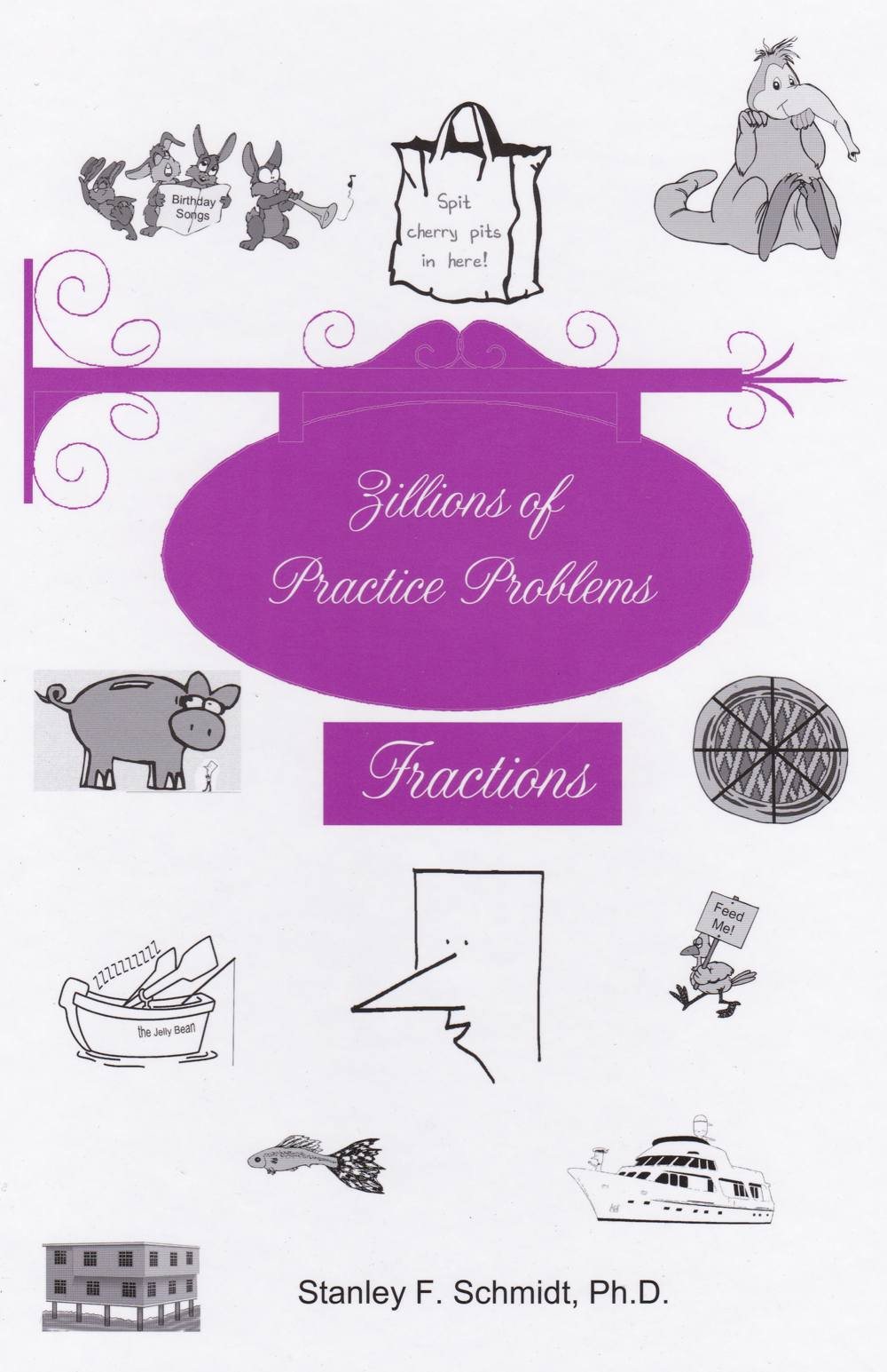 medium resolution of life of fred middle school math zillions of practice problems for fractions