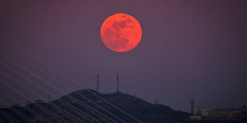 Once in a Super Blue Blood Moon….