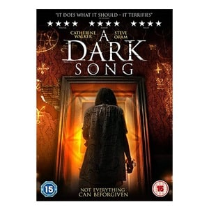 A Dark Song DVD cover