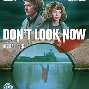 Don't Look Now blu-ray cover
