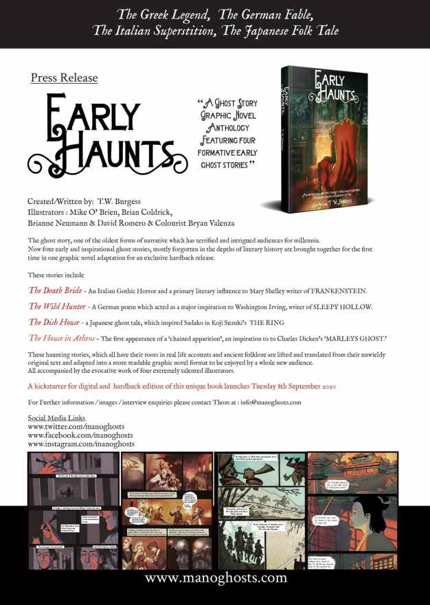 earl haunts press release