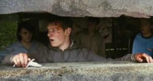 Jack O'Connell in Eden Lake