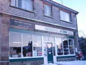 The general store mentioned in Local Gothicism