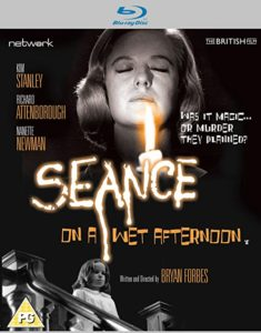 Séance On A Wet Afternoon blu ray cover