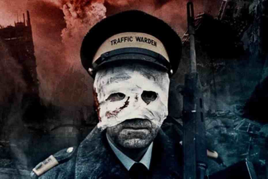 Traffic warden from Threads