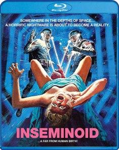 inseminoid blu ray cover