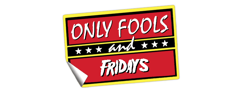 only fools and fridays logo