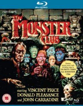 the monster club blu ray