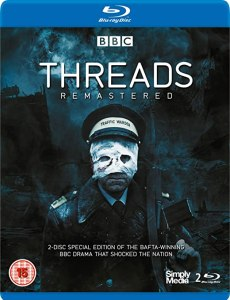 Threads Blu Ray cover