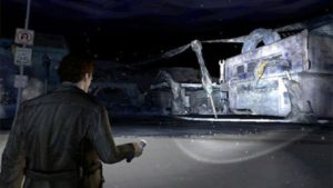 Silent Hill - Ice Otherworld