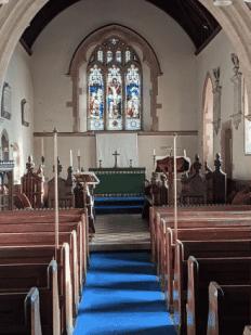 St. Mary Magdalene Church, Saxmundham