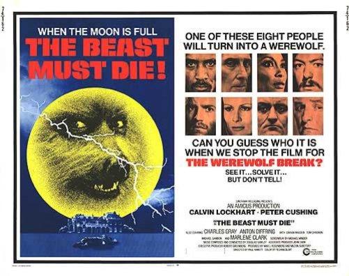 the beast must die 1974