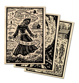ART CARDS damnable tales