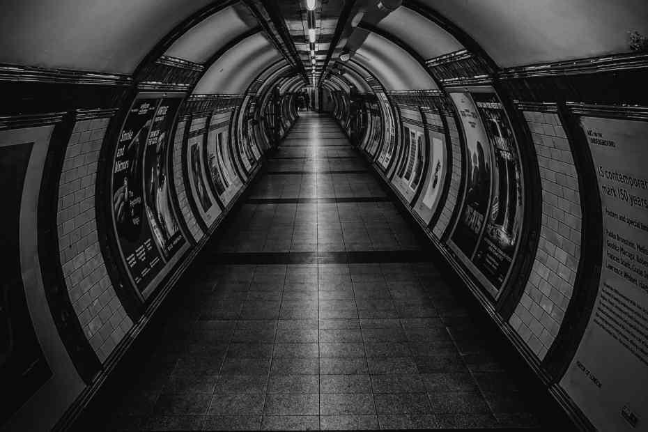 Digging Through Horror on the London Underground
