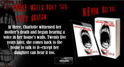 Walls dont talk_Kevin Holton_book ad