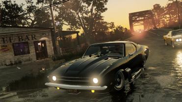 Mafia 3 - E3 Screenshot - Bayou drive © 2016 2K Games